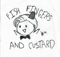 Fish Fingers and Custard by FernFalcon