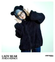 LADY BEAR by oddzoddy