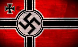 War flag of the Greater German Empire by ShitAllOverHumanity