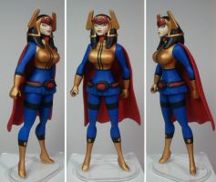 New Bigger Barda by GeekVarietyDotCom