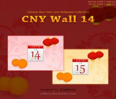 CNY Wall 14 by Caffery
