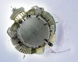 little planet pariser platz by suckup