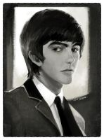 George harrison by wish114