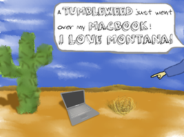 Macbook Problems by Davidwoodfx