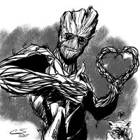 I Am Groot by Citrusman19