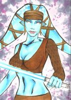 Aayla Secura PSC by wheels9696