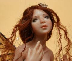 Flower Fairy ooak 4 by Rosen-Garden