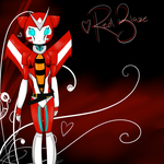 :.TF OC: RedBlaze.: by coolkidirony