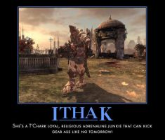 Motivational Poster - Soul Killer Ithak by Soundwave04
