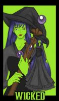 Wicked by YamiBliss