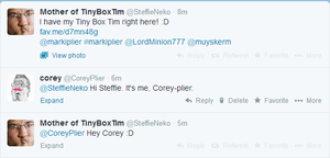 Twitter Friends! by Corey-plier