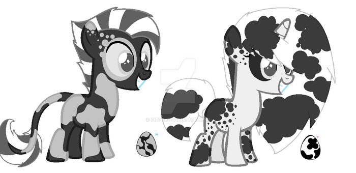 free mlp adopts by Siztr