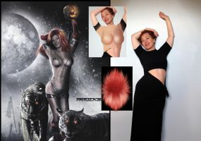red sonja making of by Patrick2011