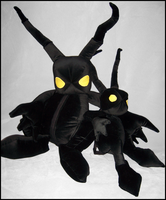 Heartless Plushie Backpack by 2sadsexually