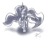 Luna by leadhooves
