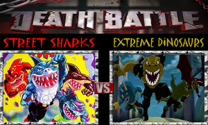 Death Battle Fight Idea 5 by Death-Driver-5000