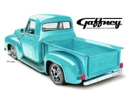 1955 Ford F100 Truck by theGaffney