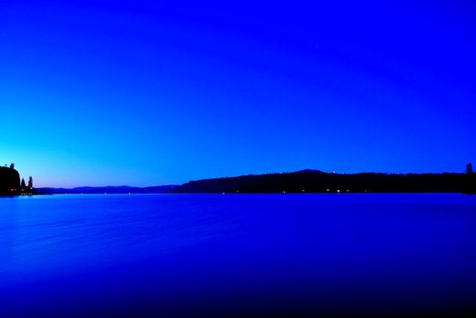 endless blue by ISLEOFMANNPHOTOS