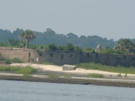 Fortress of the Beach by morghach