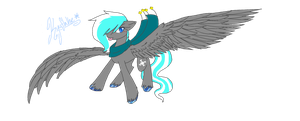 Kyuflake  ~.:Request:~ by Ice-Getway
