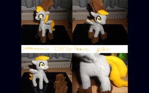 Derpy Plushy: Ready for Nightmare Night by jrk08004