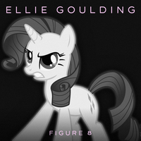 Ellie Goulding - Figure 8 (Rarity) by AdrianImpalaMata