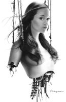 Summer Glau - Terminator by jthompson007