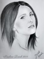 Sharon den Adel by Lamia86
