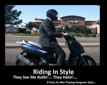 Riding In Style by Ask-CoDCayenne