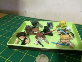 Star Wars MiniBits+ Group photo by otherwld