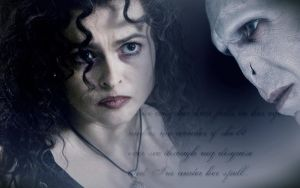 Bella and Voldemort by Annyssek