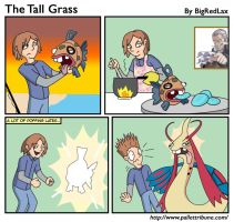 The Tall Grass 13 by BigRedJake