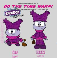 Chowder 5 years later.... by chowder-lover