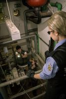 Albert Wesker is watching you by nenco