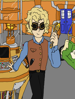 The Doctor by metalsonic612