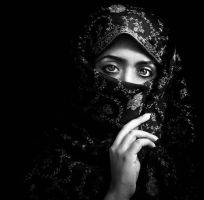 Muslim Girl by TheGlobalVariety
