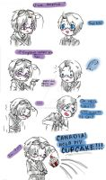 Moments With Canadia: England Says You're Fat o3o by Ask-MatthewWilliams