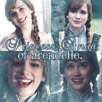 Anna of Arendelle by PPLyra