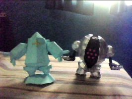 REGICE AND REGISTEEL by javierini