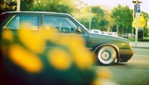 G-5 Golf mk2. by Crypt012