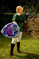 Link Twilight Princess II by Eressea-sama
