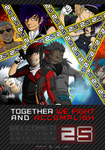 [25] Together we fight and accomplish! by Team-Swagisfaction