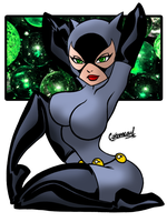 Catwoman by OracleX7