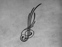 Treble Clef Tattoo by femmefaeytal