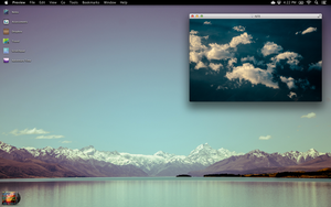 Desktop by PhotonFossil