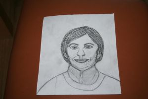 sketch from young man I made in holidays by ingeline-art