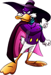 Darkwing Duck by Sonic140