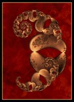 Fractal embryo by theaver