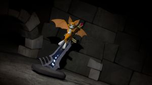 Dust: An Elysian Tail (Fidget and Ahrah) by Grido555