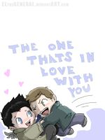 The One Thats In Love With You by ElTheGeneral